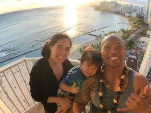 5-1-16 Mey, Jordan & Jomel  at the Aston in Waikiki