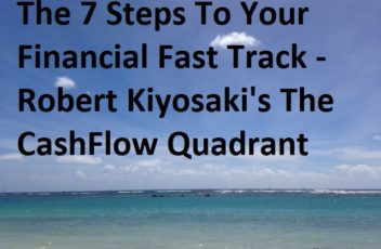 The 7 Steps To Your Financial Fast Track - Robert Kiyosaki's The CashFlow Quadrant